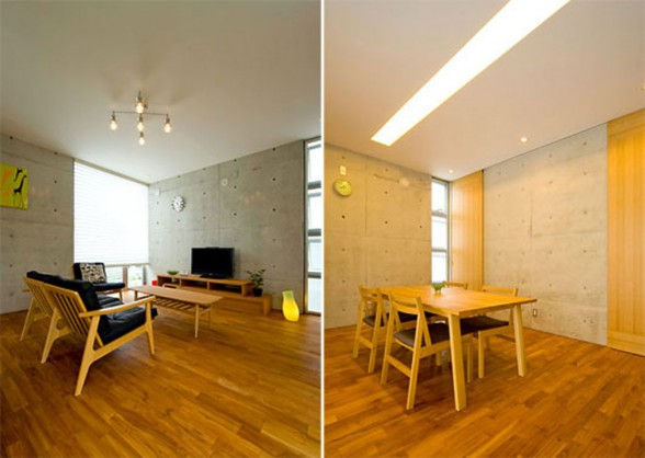 Japanese minimalist interior design