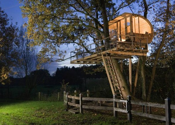 beautiful tree houses designs