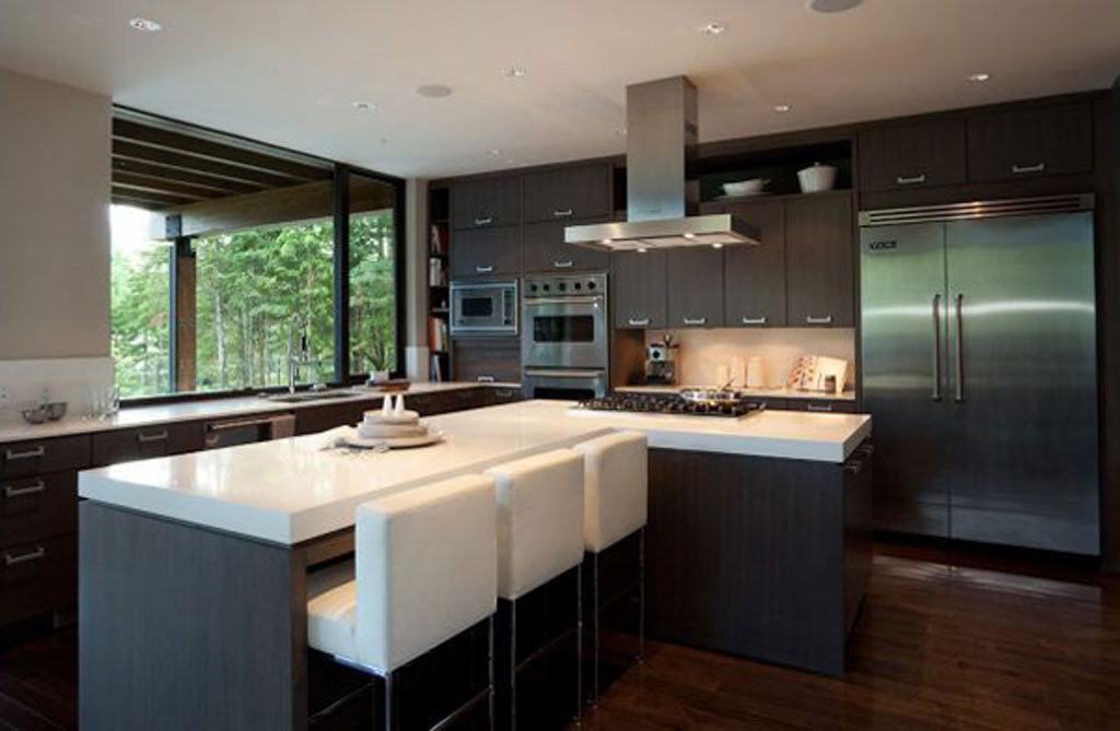kitchen design mountain homes
