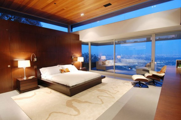 luxury homes pictures bedroom interiors