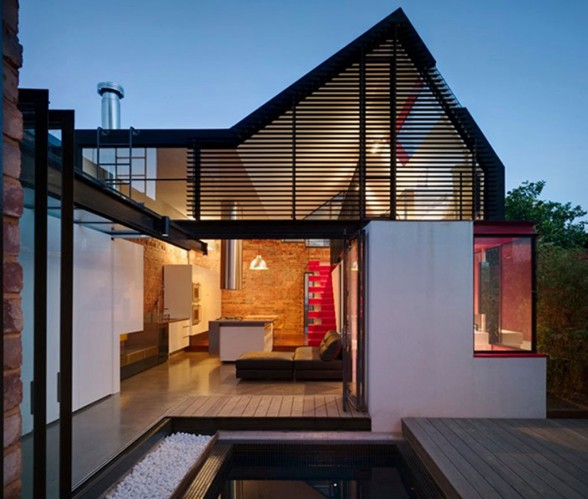 modern house architectural styles