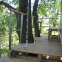 Stunning Wooden Tree House Design by BAUMRAUM Architecture: Treehouse Playground For Rest