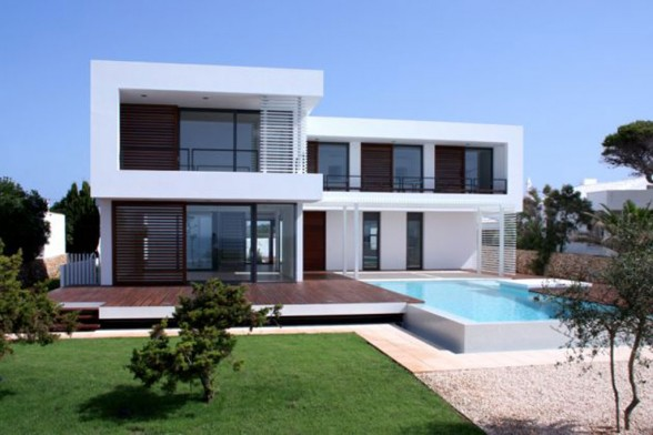 Summer House Plans in Spain