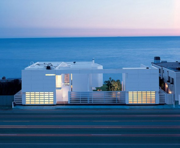 beach house design California