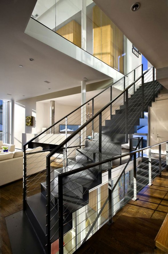 modern staircase design pictures