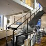 Modern Sky Cottage House in Memphis Tennessee by Archimania: Modern Staircase Design Pictures