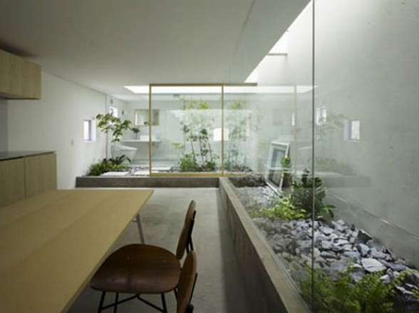 floral japanese bathroom design » Viahouse.