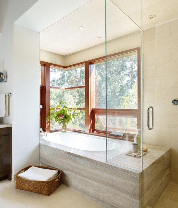 10,000 Square Feet Residence by Rockefeller Partners Architect - Bathroom