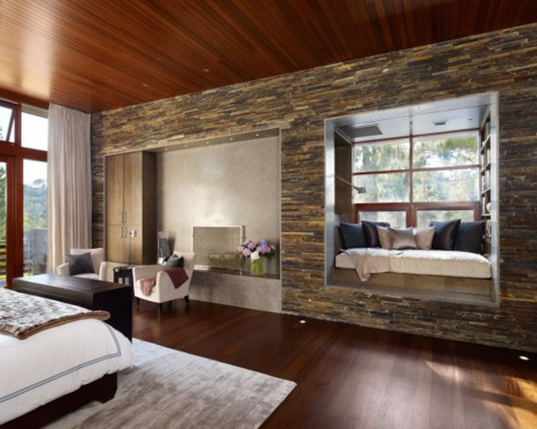 10,000 Square Feet Residence by Rockefeller Partners Architect - Bedroom