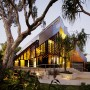 Exotic Contemporary Luxury Home Design by Wright Architect: Exotic Contemporary Luxury Home Design By Wright Architect   Garden