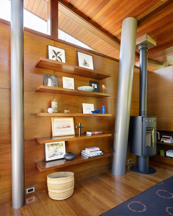Los Angeles Modern Tree House Inspiration - Rack