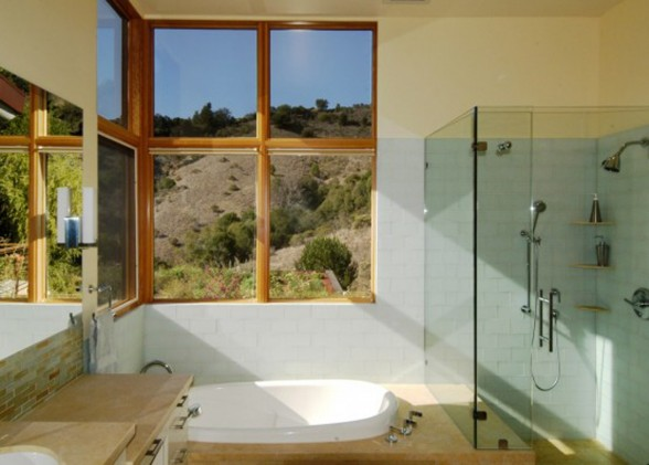 McGlashan Architecture's Design - Bathroom