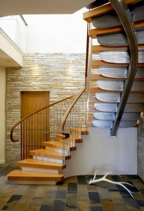 McGlashan Architecture's Design - Stairs