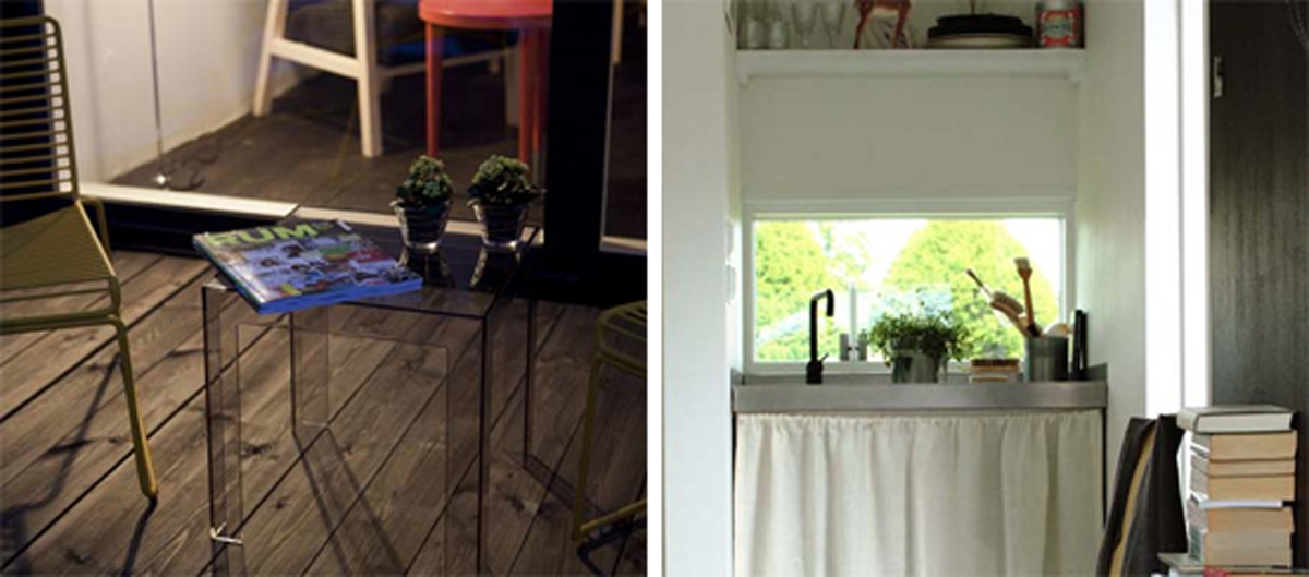 Small Houses Design by Lars Frank Nielsen - Kitchen