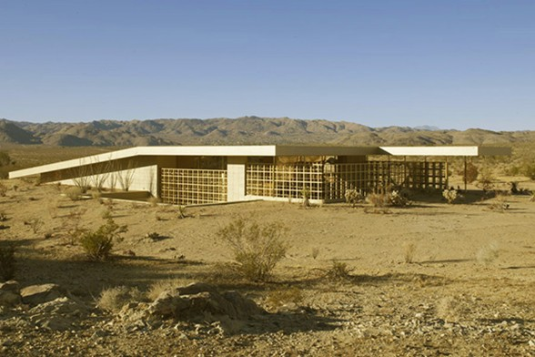 Amazing Gold House Plans, Golden Features in Interior and Exterior - Desert