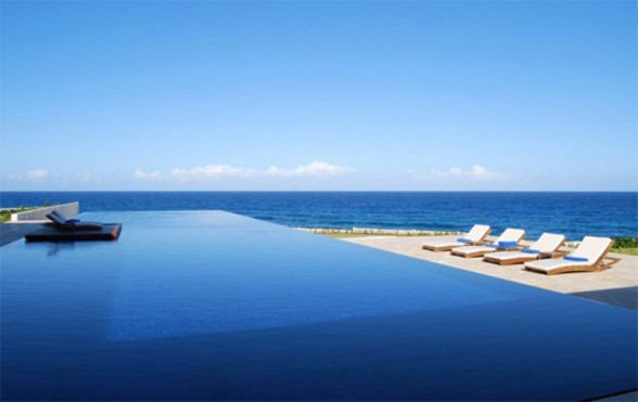 Casa Kimball, A Luxurious Beach House with Atlantic Ocean Panorama - Swimming Pool