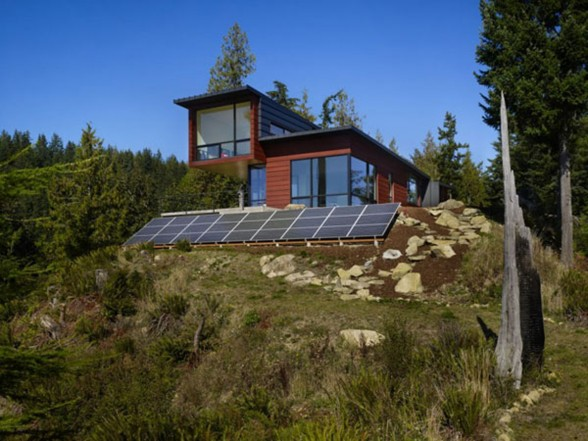 Energy Savers Home Architecture from Prentiss Architect