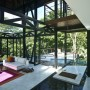 Exotic Home Architecture in Costa Rica: Exotic Home Architecture In Costa Rica   Interior