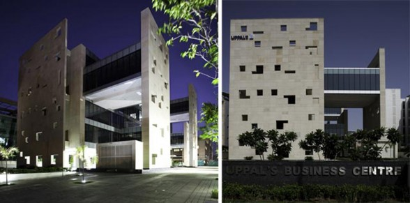 Gurgaon Office Building in New Delhi - Architecture