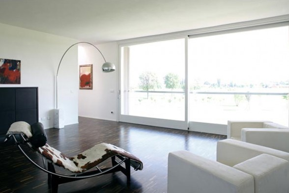 Italian Modern and Minimalist House Design from Andrea Oliva - Interiors