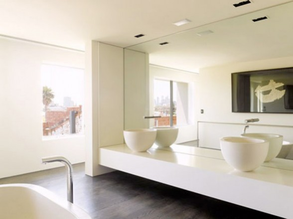 Sunrise Residence, A Home Studio from Renovated Old Factory - Bathroom