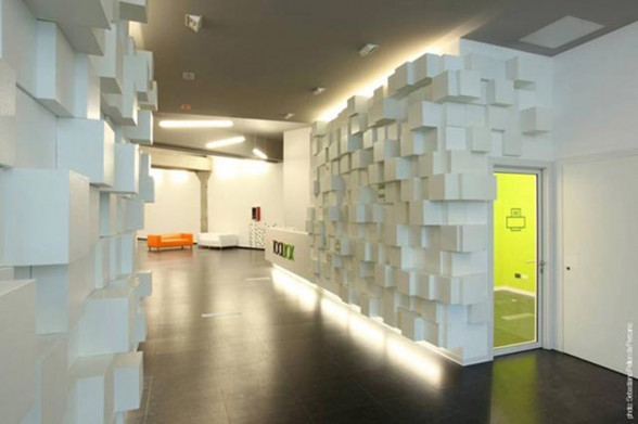 Torino Office Lab Design, The Toolbox
