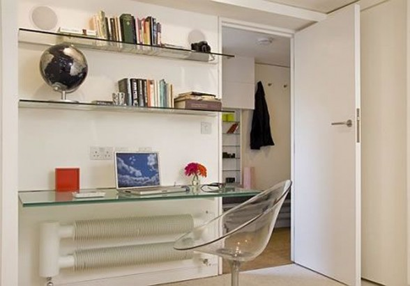 Another Living Space for Rent in London, Corsica Street Apartment - Room