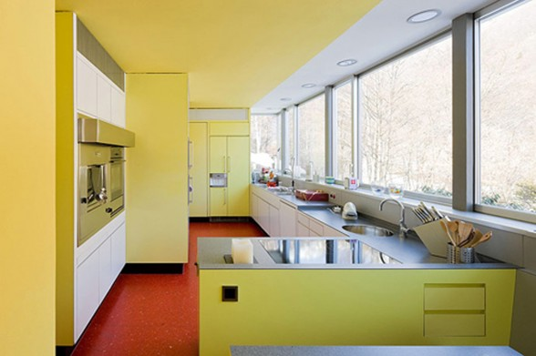 Bucerius House, Great Mountain House in Italy - Kitchen