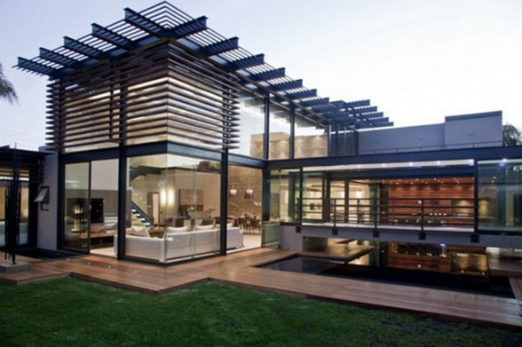 Dream Living Space in South Africa from Werner van der Meulen