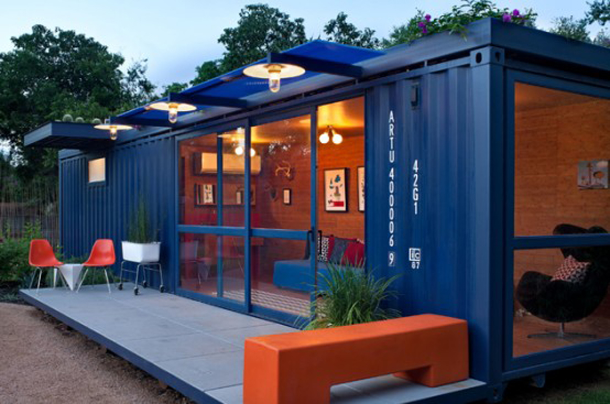 Great Design for Container House Plans - Architecture