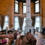 Huge Russian-Siberian House Design, Fairy Tales Dream Homes: Huge Russian Siberian House Design, Fairy Tales Dream Homes   Living Room