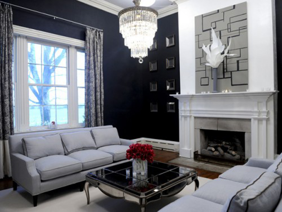 interior design tips living room on Ideas  The Black Room Interior Design Ideas  The Black Room   Living
