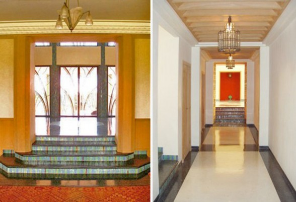 Marrakesh House, Art Deco House Design from India - Interior