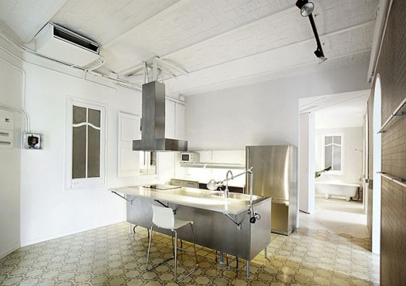 Renovated Apartment with Awesome Luxury Design - Dinning Room