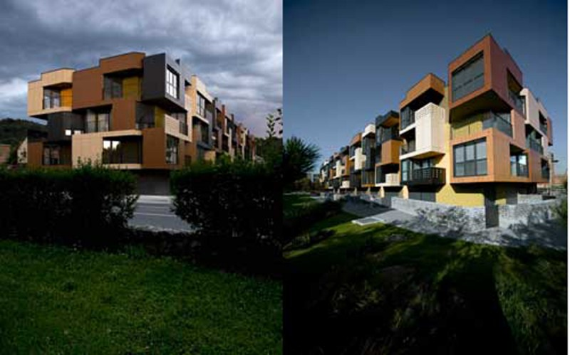 Slovenian Architect, The Tetris Apartments