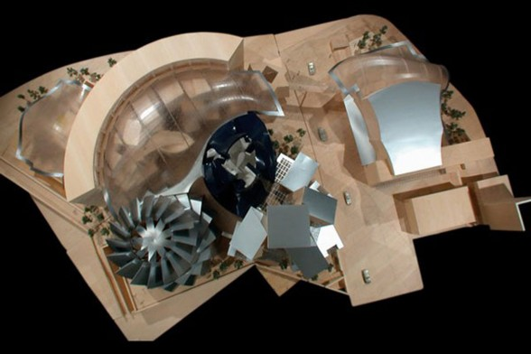 Stunning Museum Architecture, Redesigning Museum Of Tolerance Jerusalem by Gehry Partner - Design
