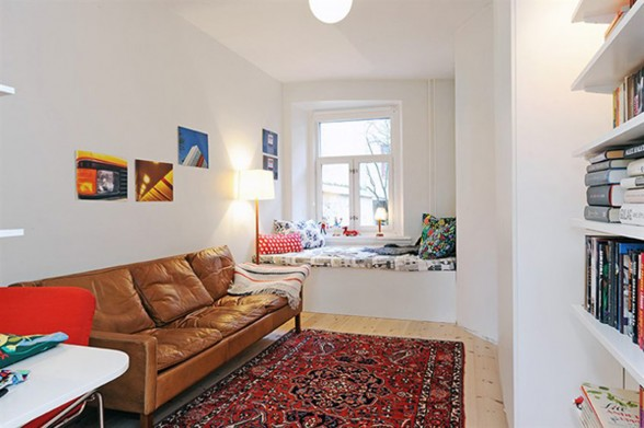 Three Rooms Apartment Diverse with Homey Interior - Child Bedroom