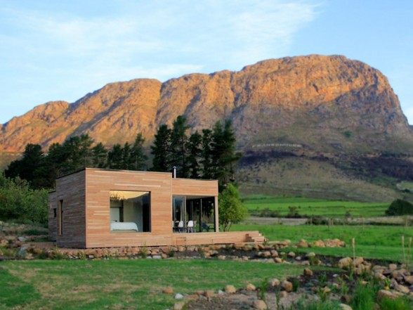 Beautiful Prefab Modular House Design in South Africa
