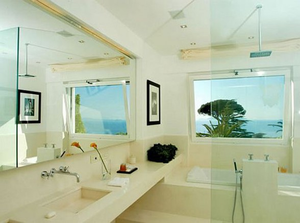 Capri Palace Hotel and Spa, Luxurious 5-Star Hotel Design Architecture - Bathroom