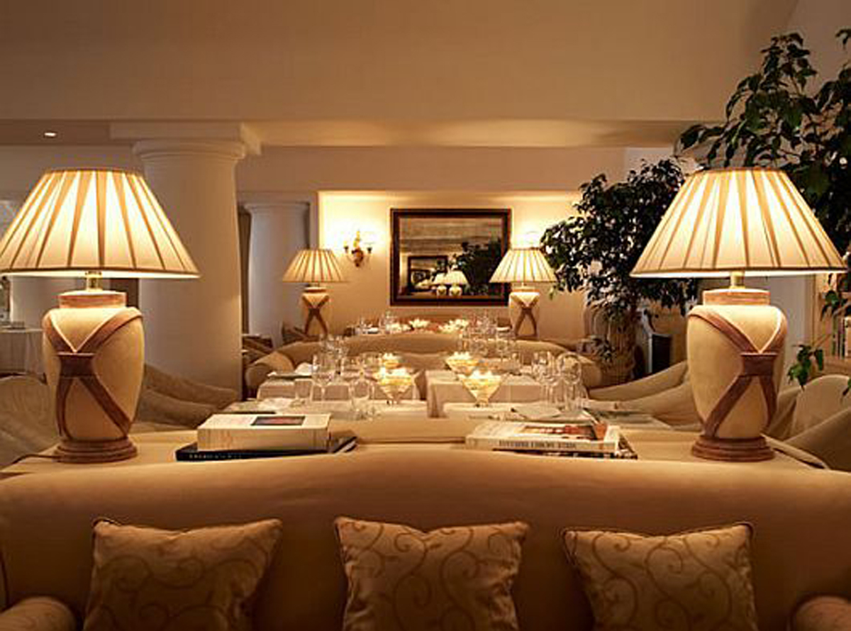 Capri Palace Hotel And Spa Luxurious 5 Star Hotel Design