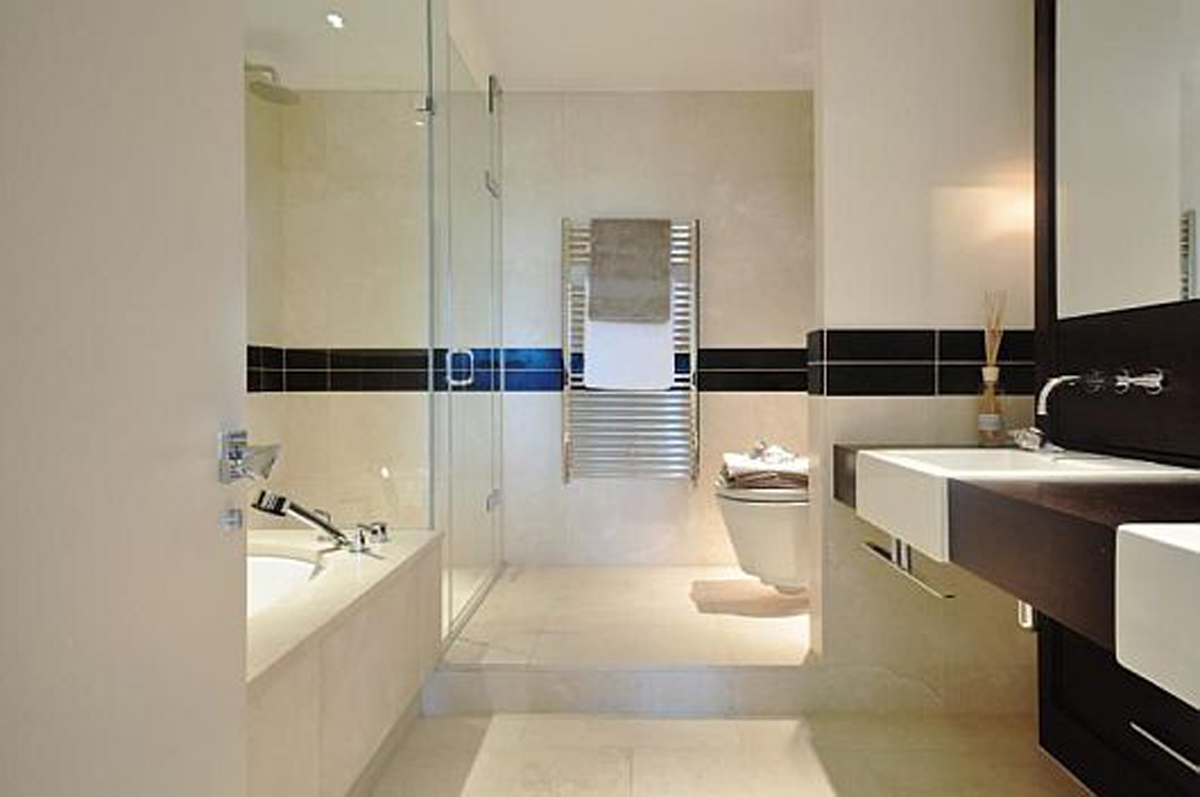 Elite London Lodge, Luxurious Living Place in Atkins Lodge - Bathroom