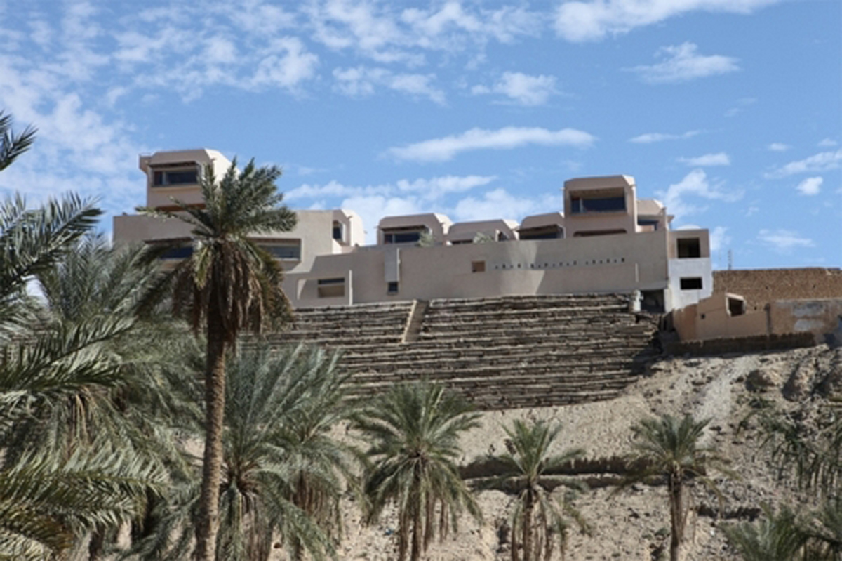 Exotic Dar Hi Hotel Design, Eco-Friendly Architecture from Matali Crasset - Building