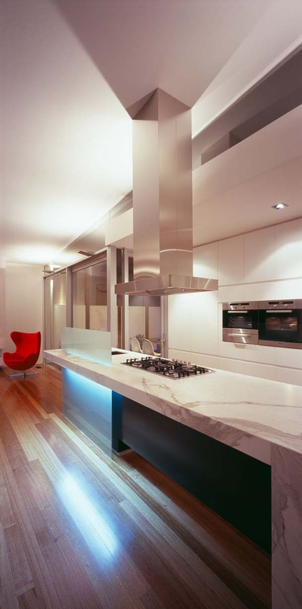 The Redmond Street Houses, Beautiful Symmetrical Construction Residence - Kitchen
