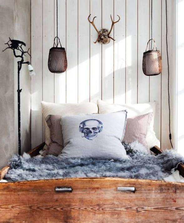 Warmth and Cozy Mountain Cottage, Feels Like Home in Norway - Reading Beds
