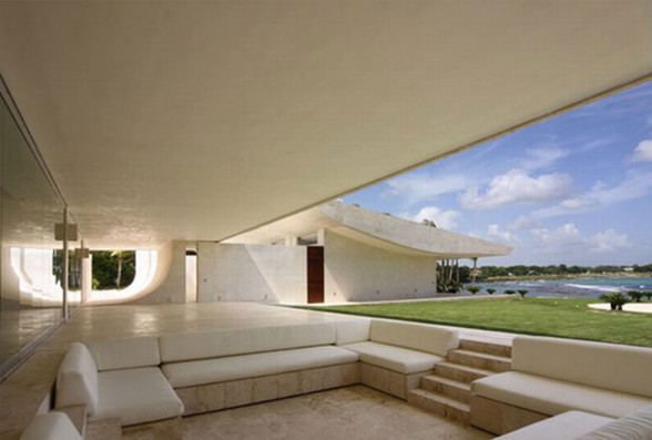 A-Cero Design, Sophisticated Holiday House in Dominican Republic - Terrace