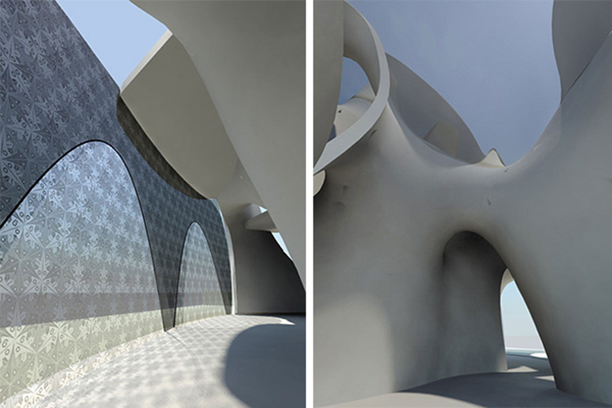 Andalus, New Architectural Concept from GAD - Interior