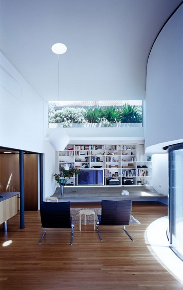 Astonishing Residence with Breathtaking Views in Sydney - Working Desk