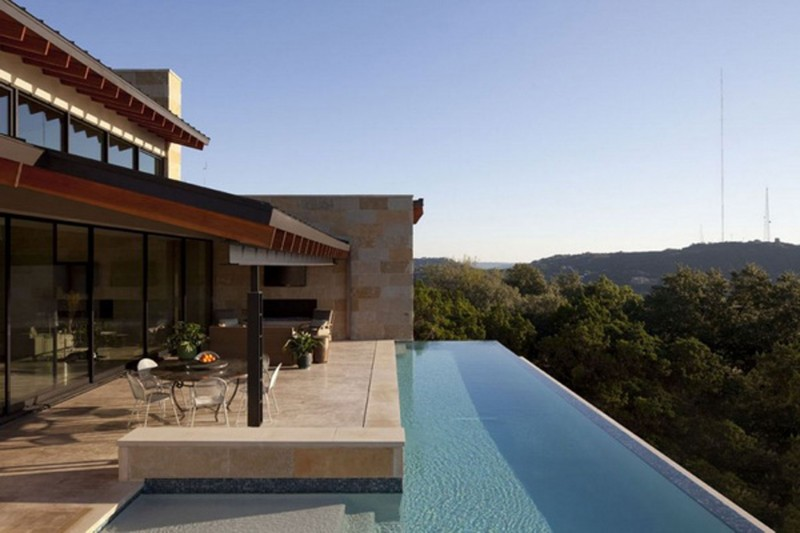 Rock Mountain House, Fabulous Design By Dick Clark Architecture   Terrace