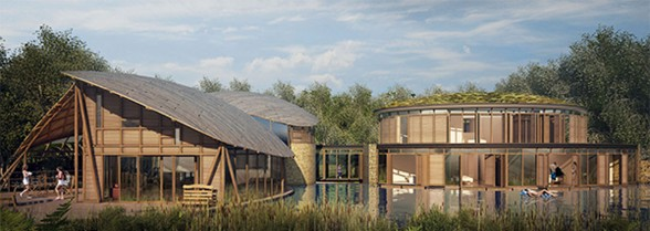 Sustainable Wooden Home Design in England - Views