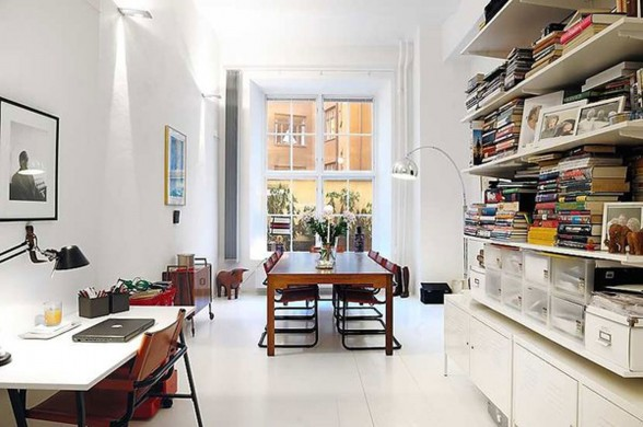 Apartment For Sale with Modern Style in Stockholm